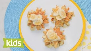 Easy Pancake Recipe With Banana And Maple Syrup - Woolworths Fresh Ideas