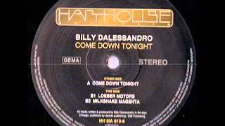 Billy Dalessandro -  Milkshake Magenta | Harthouse