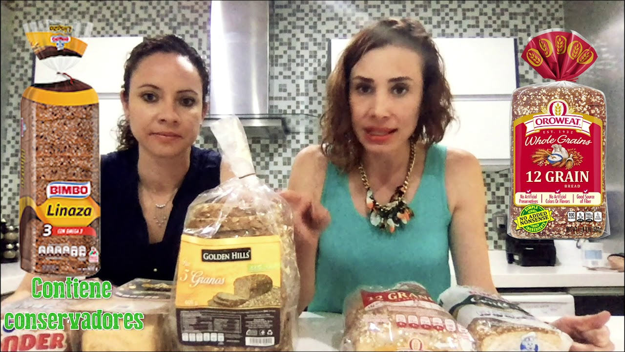 pan integral oroweat multigrano ingredientes