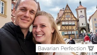 The fairytale Germany you expect! (Rothenburg City Tour and river cruise)
