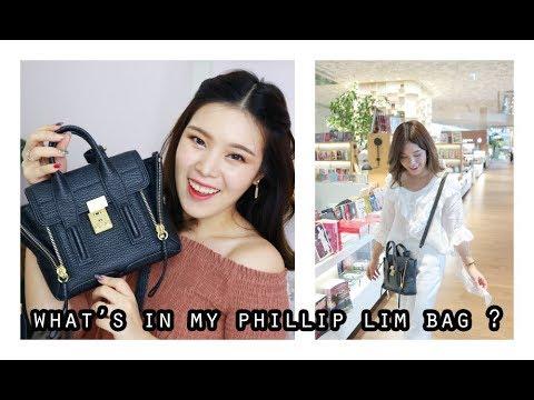What's in my bag ? เปิดกระเป๋า Phillip lim║Evefee