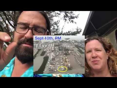 Hurricane Irma Update: Y-Not Floats!