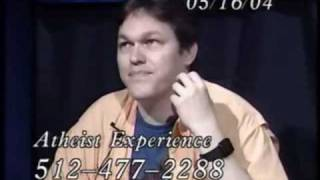 I Studied Science...The 1st Fail - Atheist Experience 344