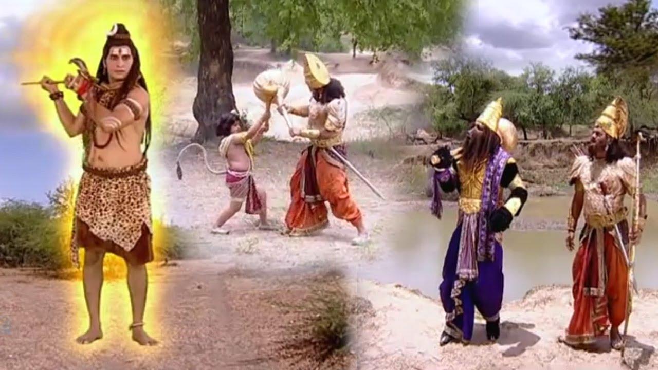 पवन पुत्र की ललकार - यहां से आगे मैं आपको नहीं जाने दूंगा - Jai Jai Bajrangbali - Bhakti Video