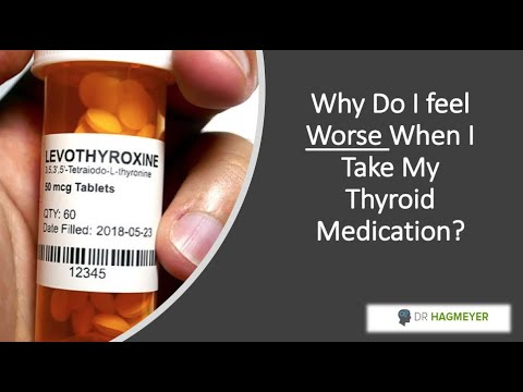 FAQ Thyroid- Why Do Certain Medications Make Me Feel Worse-