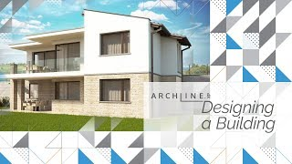 Designing a Building – ARCHLine.XP Foundation WEBINAR