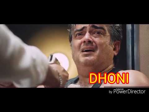 CSK RETURNS 2018 VEDHALAM VERSION