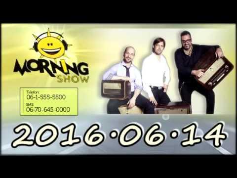 Class FM Morning Show Adás 2016 06 14 [Kedd] GÓÓÓL!, Magyar-Osztrák meccs, Frusztrált férfiak