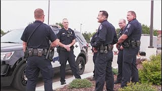 Emphasizing Culture and Positivity - Meridian, Idaho Police Department