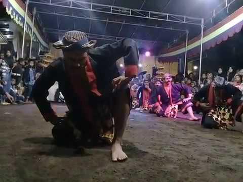 Warok Kreasi Dangdut (RokDut) LKB Onggosoro