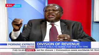 Division of revenue: Senate fails to agree for the 7th time