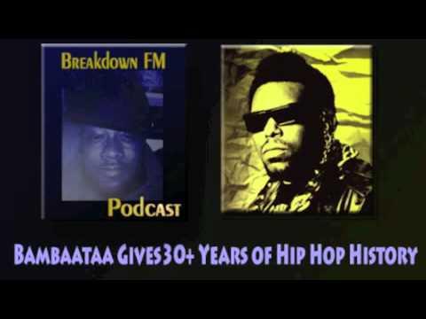 Afrika Bambaaataa The Early Years Of Hip Hop-From Black Spades To Zulu Nation