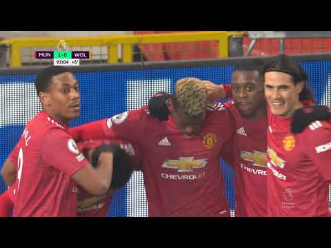Manchester United Wolves Goals And Highlights