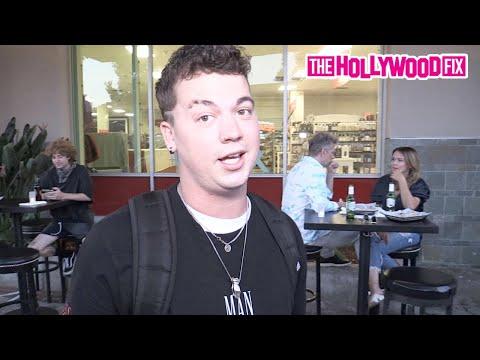 Taylor Caniff Speaks On Cameron Dallas, Madisyn Menchaca, Keemstar, Magcon, Tyler Oakley & More!