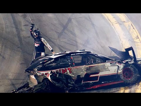 'He wrecked me for the win. Son of a ____!' | NASCAR RACE HUB'S Radioactive | NASCAR Cup Series