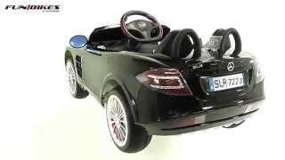 Детский лицензионный электромобиль Mercedes (Мерседес) 722S McLaren на резиновых колесах купить(Вы можете купить детский электромобиль Mercedes 722S с резиновыми колесами на нашем сайте, пройдя по ссылке ниже..., 2015-07-28T14:16:45.000Z)