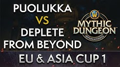 Puolukka vs Deplete from Beyond | Day 1 Lower Round 1 | MDI EU & Asia Cup 1
