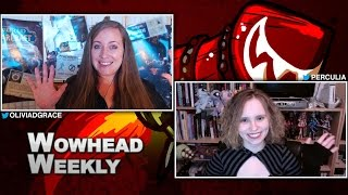 Wowhead Weekly Episode 11 - 100 Beta Key Twitter Giveaway!