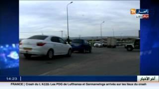 حصريا على قناة النهار : فيديو مباشر يبين إطاحة الدرك الوطني بشبكة إجرامية بالبليدة