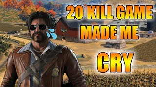 CoD Blackout // 20 Kill game made me cry
