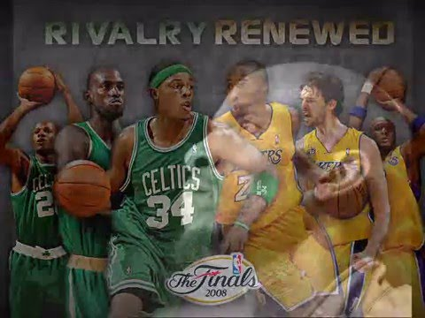 2008 NBA Finals Highlight Real - THIS IS SWEET w/ music HD