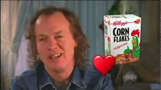 AC/DC Corn Flakes Commercial