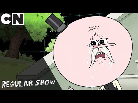 Regular Show | Pops Ultimate Cheer Up Party | Cartoon Network