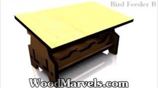 Bird Feeder B: How To Build (hd)
