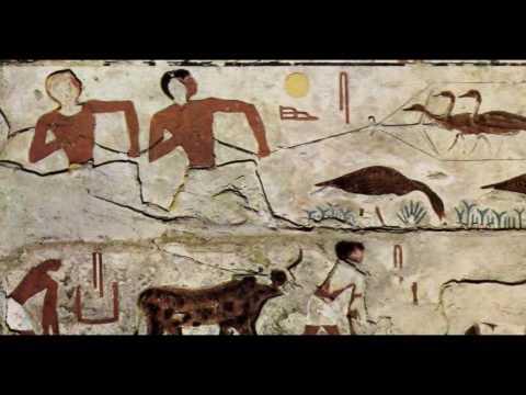 La pintura en el antiguo Egipto