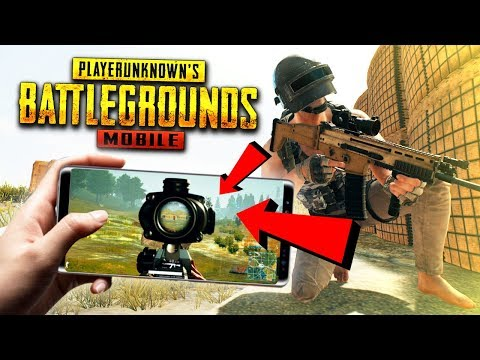 BATTLEGROUNDS НА МОБИЛЕ! ЭПИК ТОП 1 - PUBG MOBILE