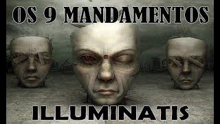 Os 9 mandamentos illuminatis