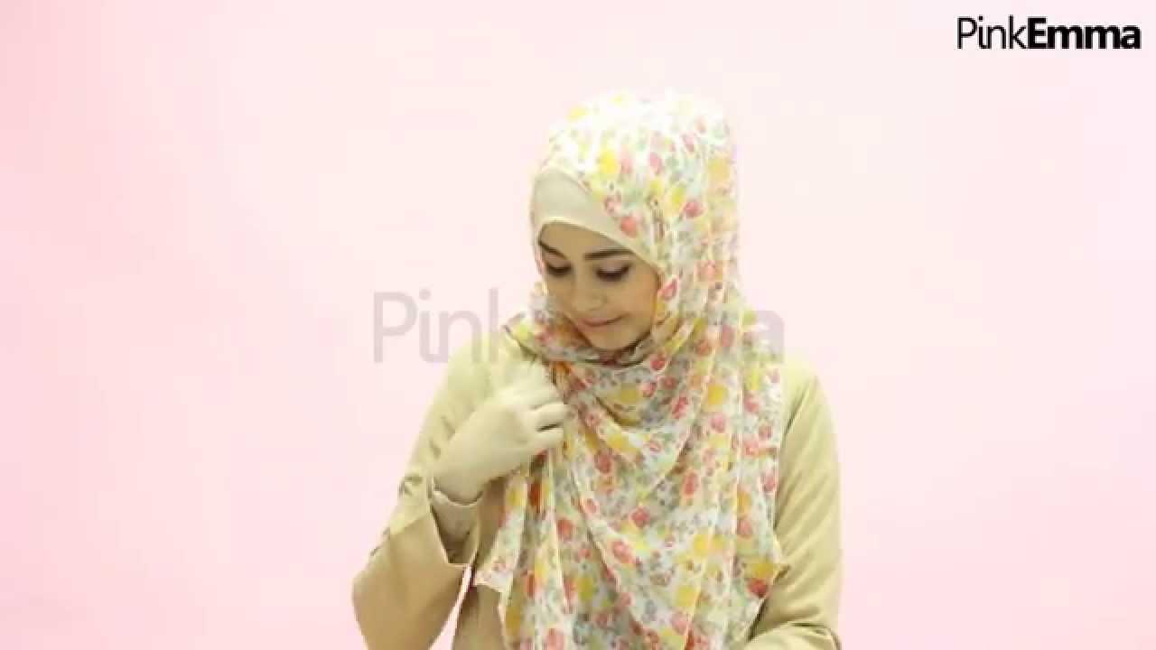 Tutorial Hijab Risty Tagor Cepat Dan Praktis Tanpa Pentul YouTube