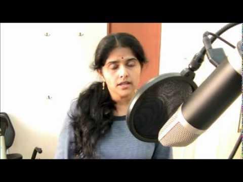In Aankhon Ki Masti song from the Hindi movie Umrao Jaan sung by Jayasree