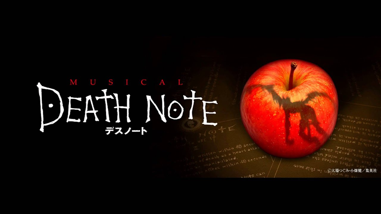 Death Note Musical NY Demo Lyrics Light Where Is The