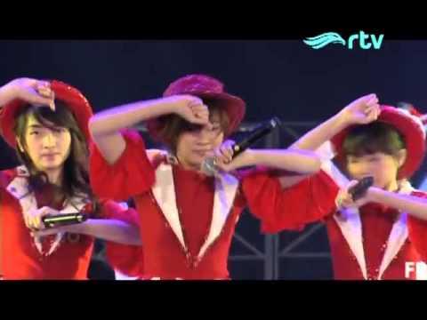 JKT48 - Bara no Kajitsu @ Konser JKT48 RTV (27-6-2015)