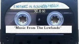 DJ Fix (ft. Rockattack Ten) 2 Brotherz In Business - words and music from the lowlands (demo)