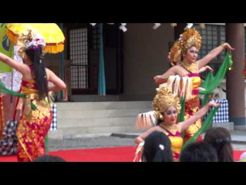 Indonesia's Bali Dance Festival in KANSAI#2
