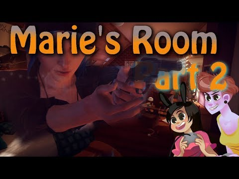 True Friendship | Marie's Room | 2 Girls 1 Let's Play Walkthrough Part 2