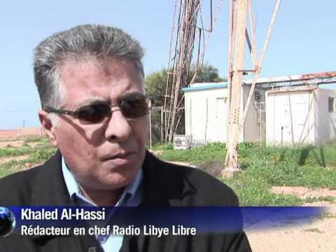 Est de la Libye: la radio de Benghazi contrôle les ondes