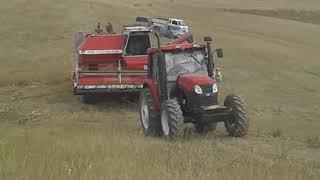 Комбайн нива ск-5 трактор yto-x954