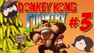 Donkey Kong Country: Cartwheels of Doom - PART 3 - Game Grumps