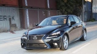 2015 Lexus IS - Review and Road Test