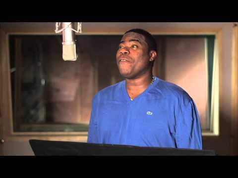 """Rio 2: Tracy Morgan """"Luiz"""" Voice Recording (Behind the Scenes)"""
