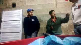 en Canalejas ebrio irrumpe en fiesta de Diegos Racing Jilotepec