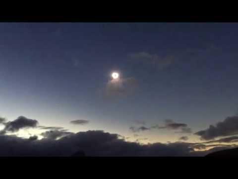 The Faroe Islands Total Solar Eclipse 2015