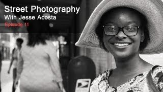 Street Photography with Jesse Acosta: Leica Experience