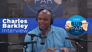Charles Barkley talks gambling with Michael Jordan, analyst challenges, and meeting Tiger Woods