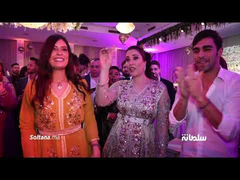 زفاف أسطوري..نجوم مغاربة يرقصون على نغمات الشعبي احتفاء بماريا نديم وكاظم شماس