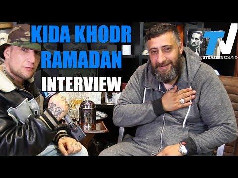 KIDA KHODR RAMADAN Interview mit MC Bogy: 4 Blocks, Schauspieler, Veysel, Massiv, Tatort, Berlin