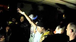 Shanti Force, Ghost Dan & Juvazzi Live at Gangsta Ras Birthday Bash 2012